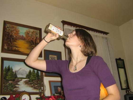 Shauna Vanilla Drink